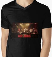 Roxy Musique, a Roxy Music tribute band Men's V-Neck T-Shirt