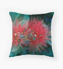 Aust Native Throw Pillow