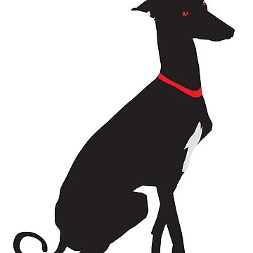 greyhound (vector) by mmawson