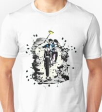 Emmett and Bay street art - Switched at Birth Unisex T-Shirt