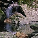 Edmonton Waterfall 2 by Chris Cohen