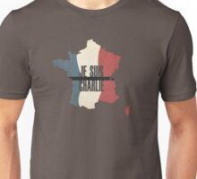 Je Suis Charlie - All proceeds donated to Reporters Without Borders Unisex T-Shirt