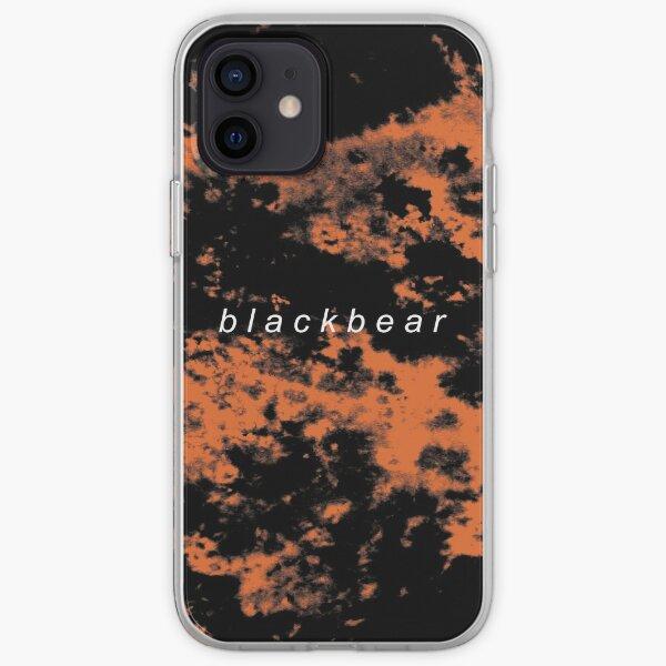 blackbear tie dye iPhone Soft Case