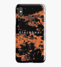 blackbear tie dye iPhone Case/Skin