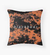 Blackbear Tie Dye Throw Pillow