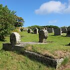Ancient Graves Stones by kalaryder