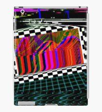 Glitch TV World  iPad Case/Skin
