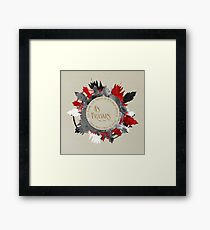 As travars. For those who dream of stranger worlds. A Darker Shade of Magic. Framed Print