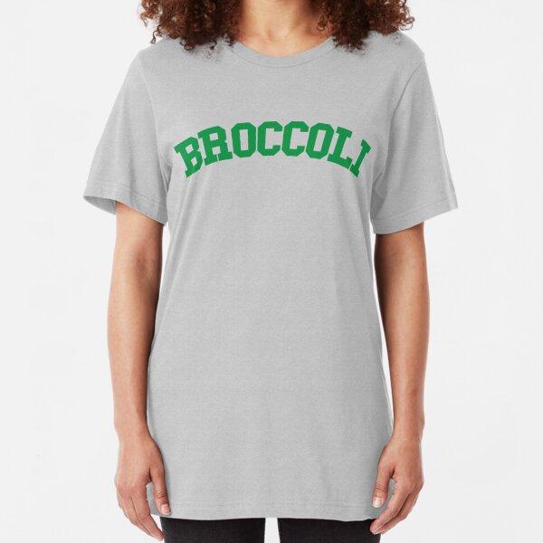 Broccoli Slim Fit T-Shirt