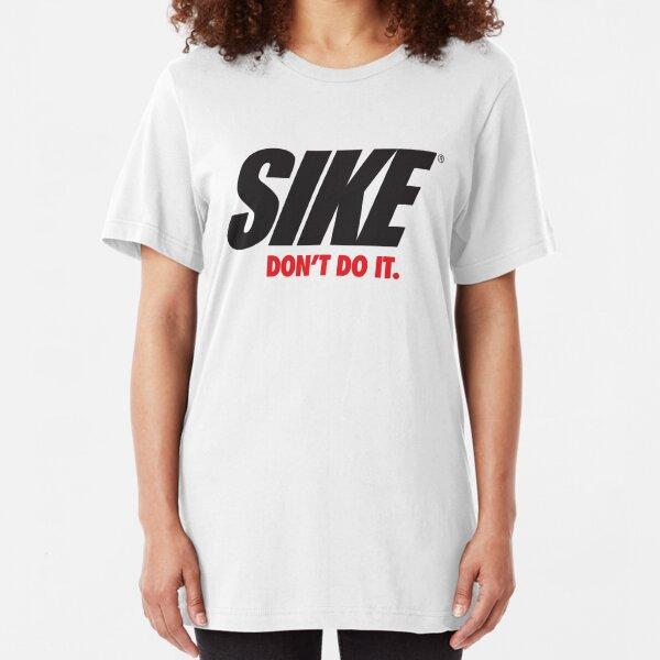 SIKE Slim Fit T-Shirt