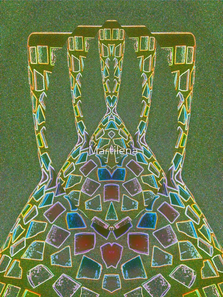 Mosaic fantasy by Martilena