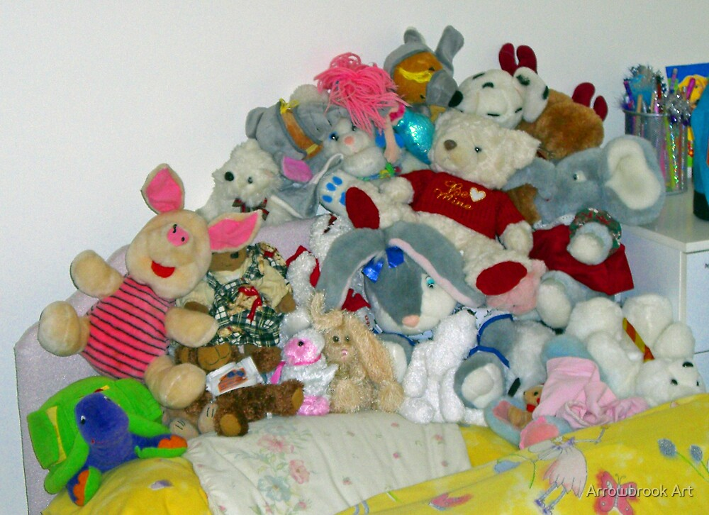 Rhian's Bed by John Brotheridge
