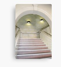 Entrance to Central Railway Station Canvas Print