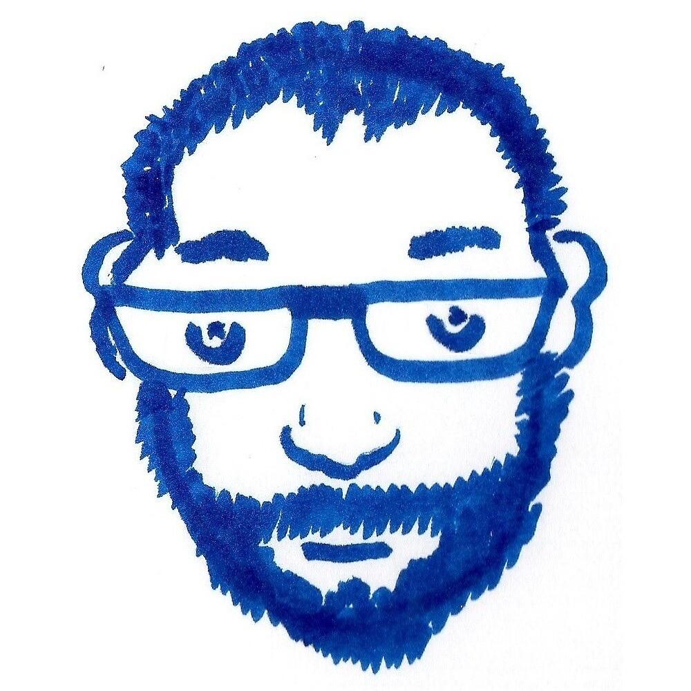 Self Portrait #3 by David Johnson