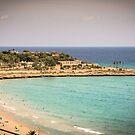 Beach view by JEZ22