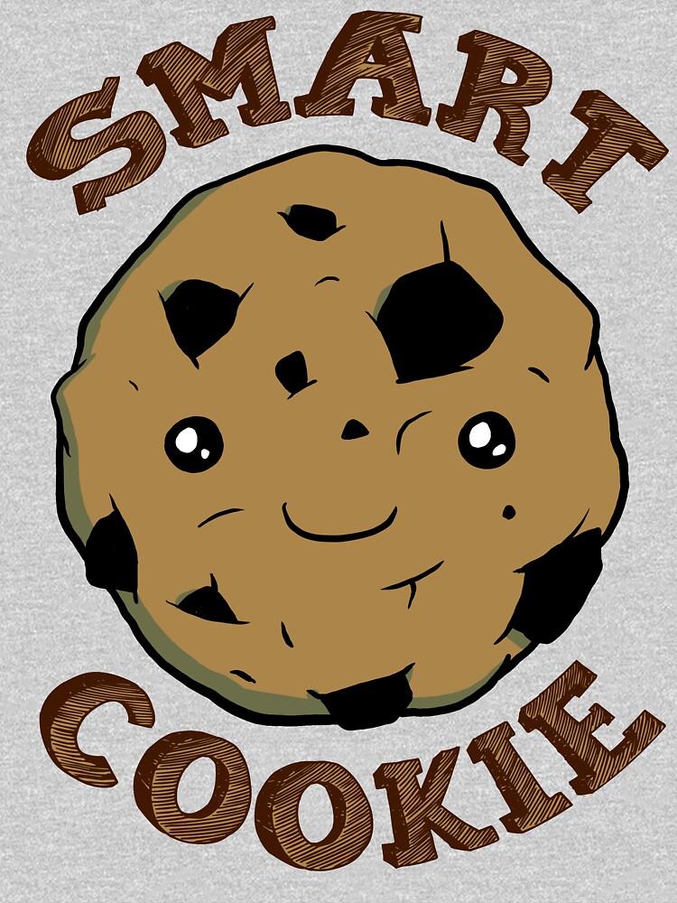 Smart Cookie by saskillings