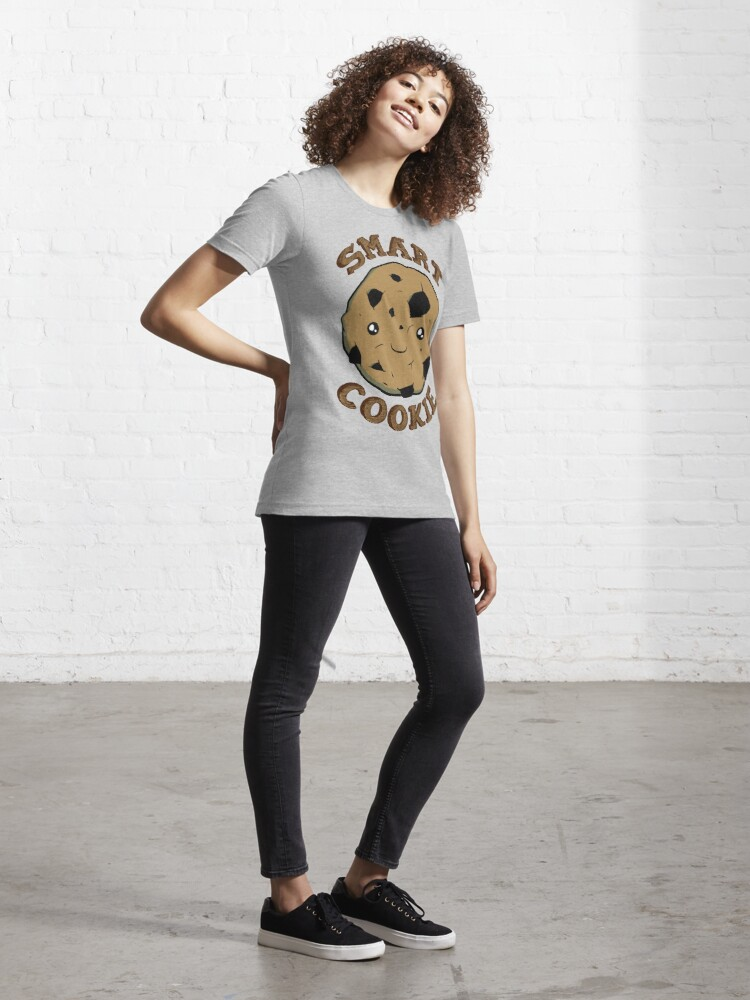 Alternate view of Smart Cookie Essential T-Shirt