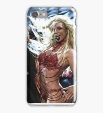Britney Spears Billboard 2016 iPhone Case/Skin