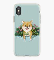 Shiba Inu iPhone Case