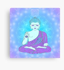 Buddha Spiritual Balance Canvas Print