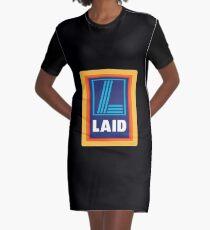 LAID Graphic T-Shirt Dress