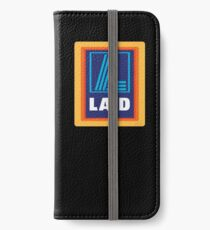 LAID iPhone Wallet/Case/Skin