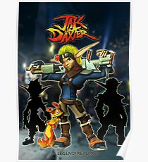 Jak & Daxter Trilogy  Poster