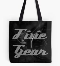 Fixie gear Tote Bag
