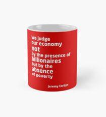 Jeremy Corbyn - Economy  Mug