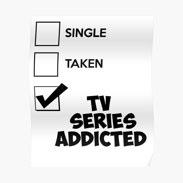 TV Series Addicted Poster