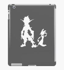 Jak and Daxter: The Precursor Legacy Silhouette 2 iPad Case/Skin