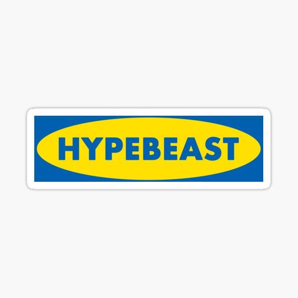 Hypebeast Ikea Sticker