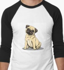 pug dog sketch T-Shirt