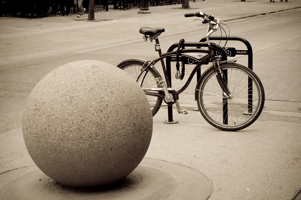 Bicycle by Kim McRae