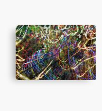 It's a jungle out there! Canvas Print