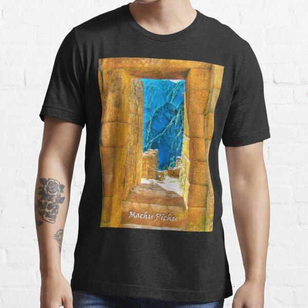 Machu Pichu Essential T-Shirt