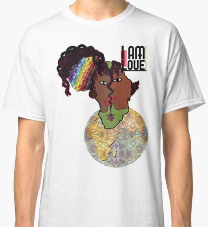 Zen I Am Sacral Flow  Classic T-Shirt