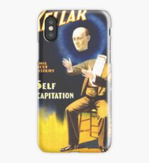 Don't try this! iPhone Case/Skin