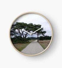 Parc du Haut Veluwe Clock
