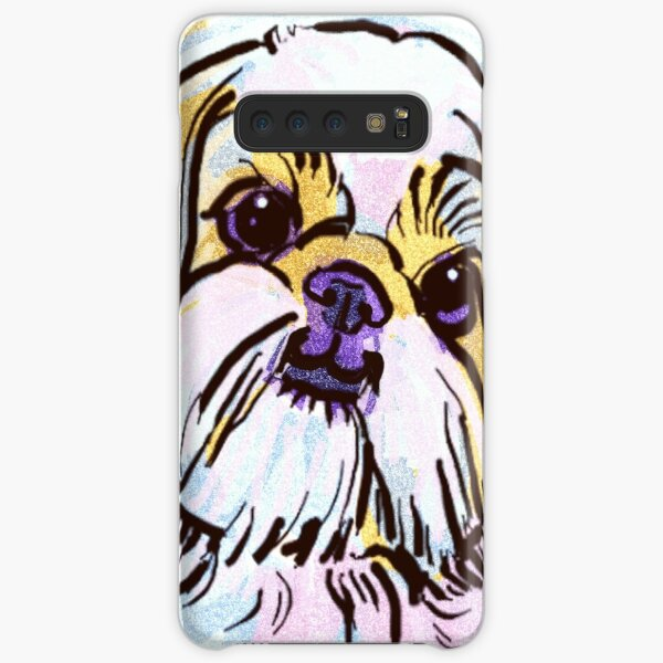 the Shih Tzu love of my life! Samsung Galaxy Snap Case