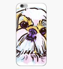 the Shih Tzu love of my life! iPhone Case