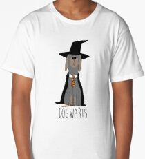 potter dogs dogwarts Long T-Shirt