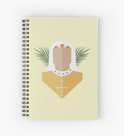Saint Perpetua Spiral Notebook