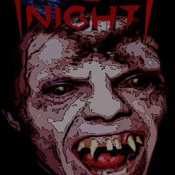 Fright Night Ed by kawaiikastle