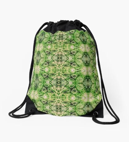 Zen- I Am Heart  Drawstring Bag