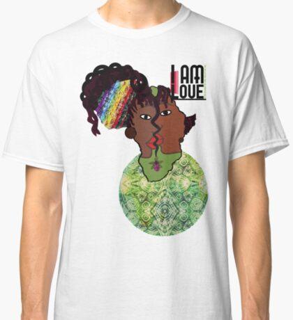 Zen- I Am Heart  Classic T-Shirt
