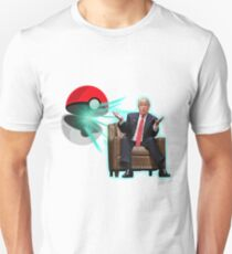 POKE BALL TRUMP Unisex T-Shirt