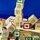 Bubble bricks by Steve plowman