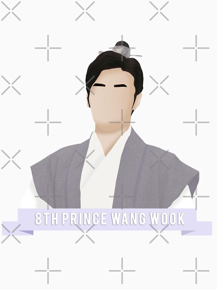 8th Prince Wang Wook by aliahssi