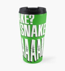 "Metal Gear Solid - ""Snaaaake!"" Travel Mug"